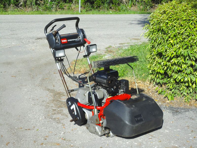 2007 Toro Greensmaster Flex 18 for sale - Statewide Turf Equipment